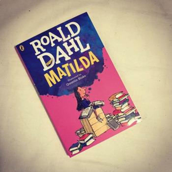 LES using MATILDA by Roald Dahl