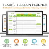 LESSON PLAN TEMPLATE - TEACHER - Digital for Microsoft Exc