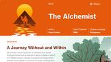 LESSON PLAN THE ALCHEMIST CHARACTERIZATION