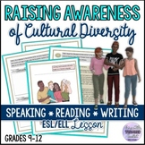 Raising Awareness of Cultural Diversity Lesson Back to School