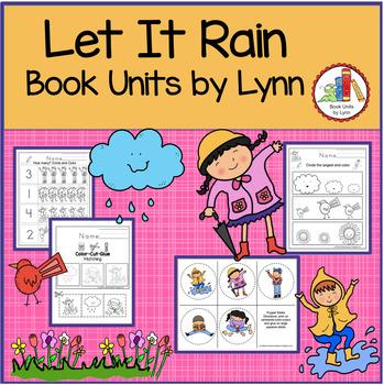 LET IT RAIN  BOOK UNIT
