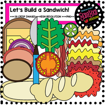 LET'S BUILD A SANDWICH!