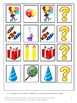 Birthday Math & Literacy File Folder Games Autism Special Education