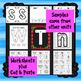 "LETTER Bb from ""ABC ACTIVITIES FOR LITTLE HANDS for Preschoolers/Kindergarteners"