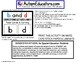 LETTER DIFFERENTIATION Task Cards Lowercase Letters b and