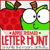 ⇨ FLASH DEAL! ⇦ Letter Hunt ● A Write the Room Alphabet Ac