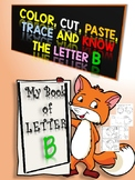 LETTER OF THE WEEK - My Booklet of Letter B