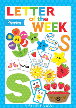 LETTER OF THE WEEK - S