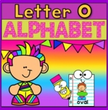 LETTER Oo ACTIVITIES - Many Activities, Centers, Printables, Games & Word Wall