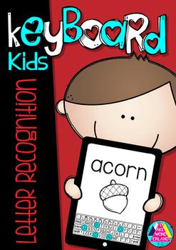 LETTER RECOGNITION - KEYBOARD KIDS