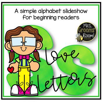 LETTER S: LOVE LETTERS