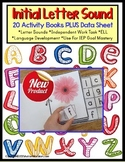 LETTER SOUNDS Interactive Work Task BUNDLE for Autism/Special Education/ELL