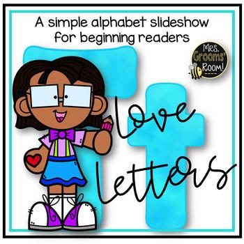 LETTER T: LOVE LETTERS