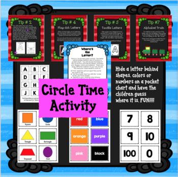 LETTER Ww from ABC ACTIVITIES FOR LITTLE HANDS for Preschoolers/Kindergarteners