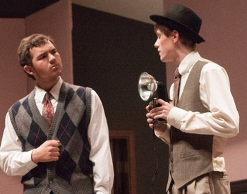 LETTERS FROM THE HOMEFRONT - a comedy play for middle and high schoolers