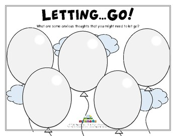LETTING GO! (Anxiety)
