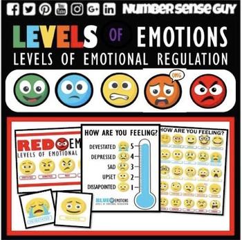 LEVELS OF EMOTIONAL REGULATION