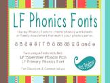 Phonics Fonts & Symbols