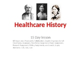 LFS Learning Focused Strategy Healthcare History Lesson Pl
