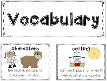 Kindergarten Learning Maps for ELA BUNDLE