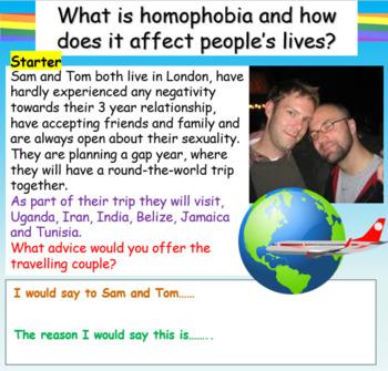 LGBT: Homophobia