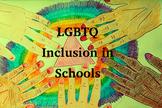 LGBTQ Inclusion Lesson Plan