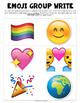 LGBTQ Pride Emoji Writing Prompt