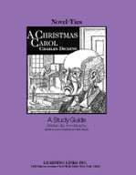A Christmas Carol: A Novel-Ties Study Guide (Enhanced eBook)