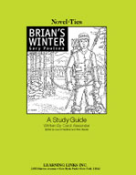 Brian's Winter: A Novel-Ties Study Guide (Enhanced eBook)