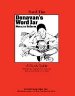 Donovan's Word Jar: A Novel-Ties Study Guide