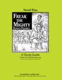 Freak, the Mighty: A Novel-Ties Study Guide
