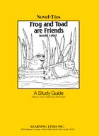Frog and Toad are Friends: A Novel-Ties Study Guide