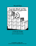 From the Mixed-up Files of Mrs. Basil E. Frankweiler: A Novel-Ties Study Guide (Enhanced eBook)
