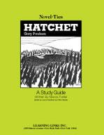 Hatchet: A Novel-Ties Study Guide