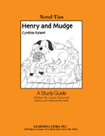 Henry and Mudge: A Novel-Ties Study Guide