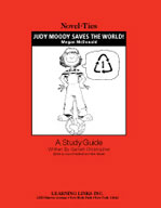 Judy Moody Saves the World!: A Novel-Ties Study Guide (Enhanced eBook)