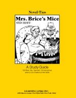 Mrs. Brice's Mice: A Novel-Ties Study Guide