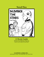 Number the Stars: A Novel-Ties Study Guide