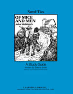 Of Mice and Men: A Novel-Ties Study Guide