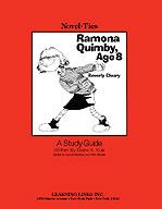 Ramona Quimby, Age 8: A Novel-Ties Study Guide