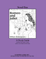 Romeo and Juliet: A Novel-Ties Study Guide
