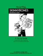 Skinnybones: A Novel-Ties Study Guide (Enhanced eBook)
