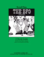 The BFG: A Novel-Ties Study Guide (Enhanced eBook)