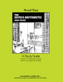 The Devil's Arithmetic: A Novels-Ties Study Guide