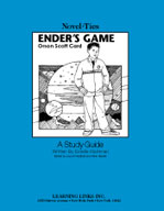 Ender's Game: A Novel-Ties Study Guide (Enhanced eBook)