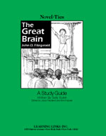 The Great Brain: A Novel-Ties Study Guide (Enhanced eBook)