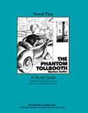 The Phantom Tollbooth: A Novel-Ties Study Guide (Enhanced eBook)