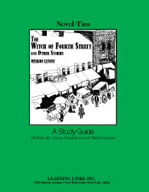 The Witch of Fourth Street- A Novel-Ties Study Guide (Enhanced eBook)