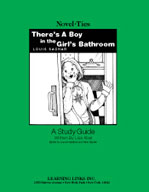 There's A Boy in the Girl's Bathroom: A Novel-Ties Study Guide