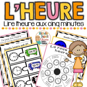 HEURE -French time